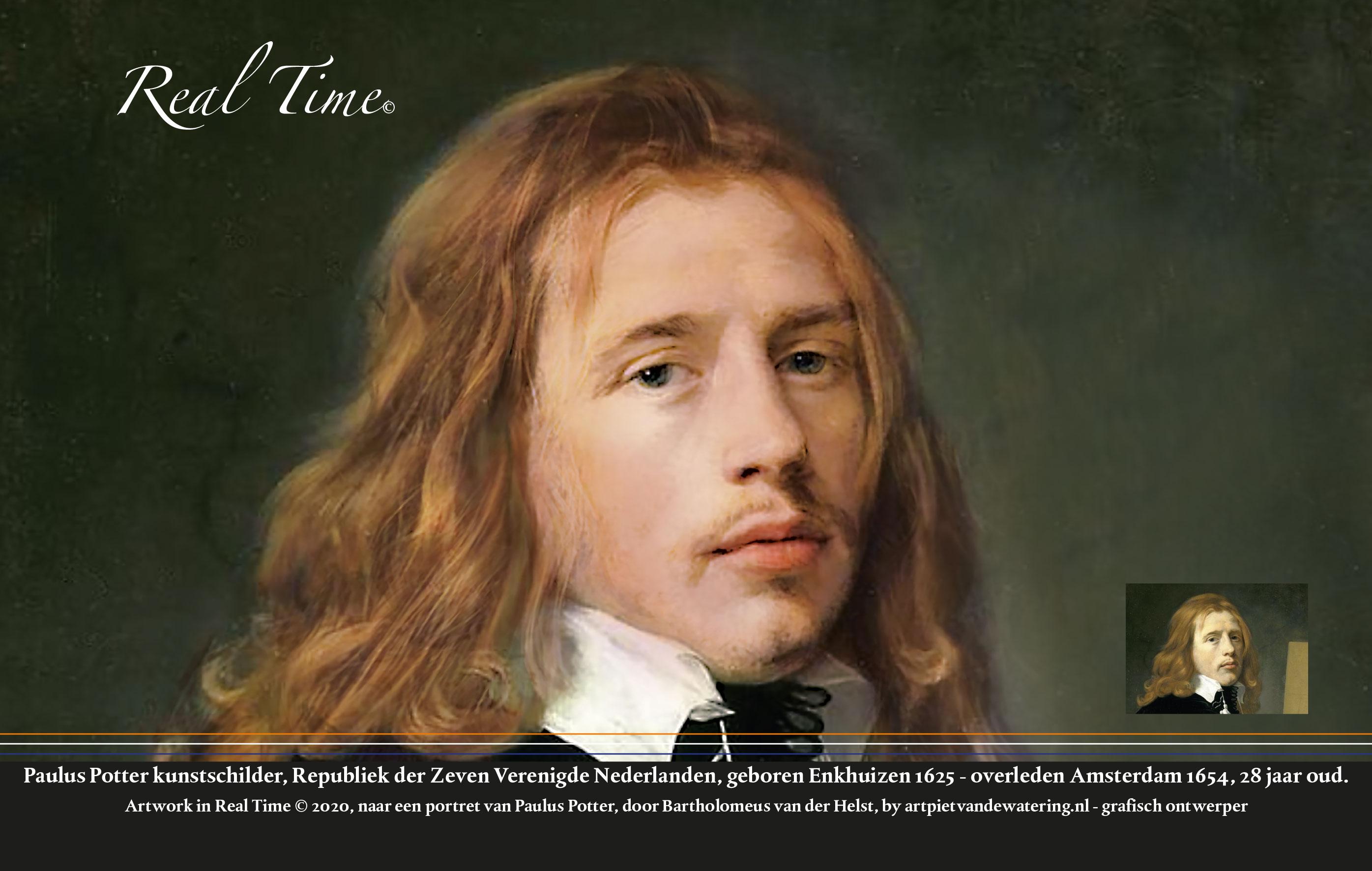 Paulus-Potter-1625-1654